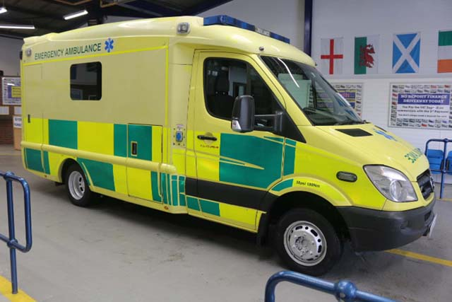 Ambulances Ideal Camper & Motorhomes Conversions for Sale