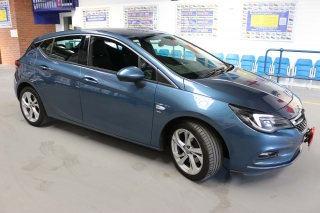 Click to view details about VAUXHALL ASTRA SRI NAV 1.0 ECO FLEX PETROL 5 DOOR HATCHBACK