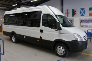 Click to view details about IVECO IRISBUS 50C15 3.0HPI DISABLED ACCESS 11 SEAT MINIBUS 4 DOOR SALOON