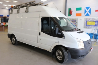 Click to view details about FORD TRANSIT T350 2.2TDCI 125PS RWD LWB HIGH TOP VAN