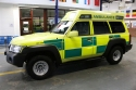 Click to view details about NISSAN  PATROL TREK 3.0DI 4X4 AMBULANCE 4 DOOR SALOON