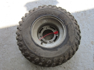 Click to view details about AT24X11-10 DUNLOP WHEEL + TYRE